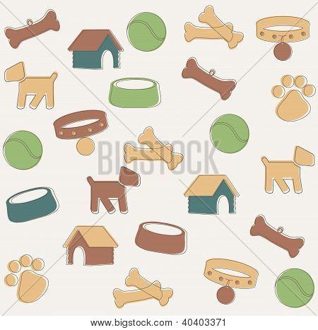 Dog pattern