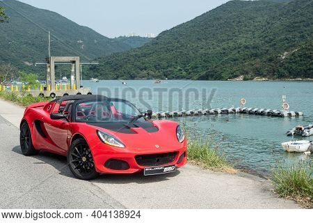 Lotus Elise Sport 220 2020 Test Drive Day