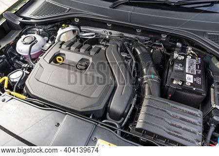 Volkswagen T-roc 2020 Engine