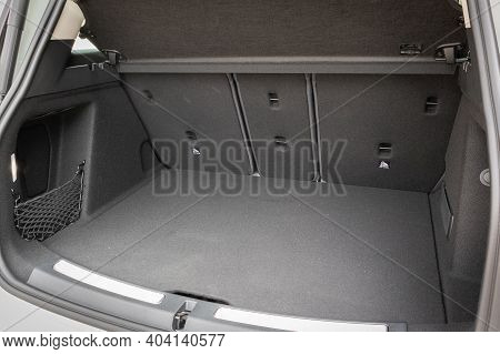 Mini Cooper Countryman 2020 Trunk