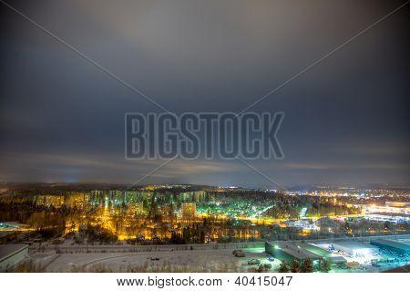 Cityscape Of Lahti