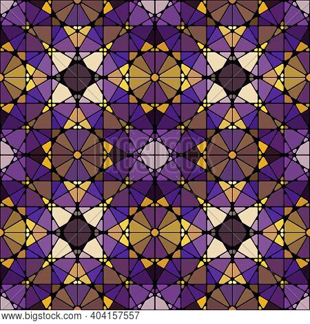 Vector Traditional Muslim Background. East Culture, Arabesque, Persian Motif.