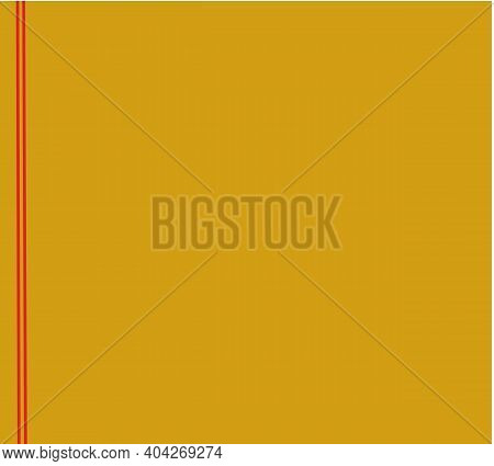 Abstract Gold Background Yellow Color With Red Line In Border, Gold Yellow Paper Layout Design For W