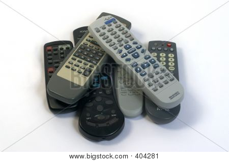 Too Many Remotes