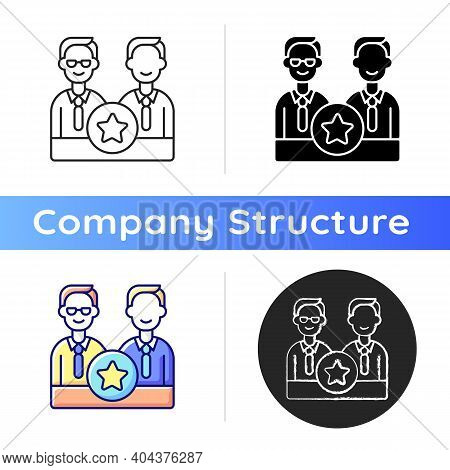 Directorate Icon. Membership On Directors Board. Specialised Administrative Body. Director Office. S