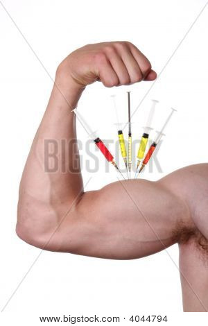 Steroid Muscles
