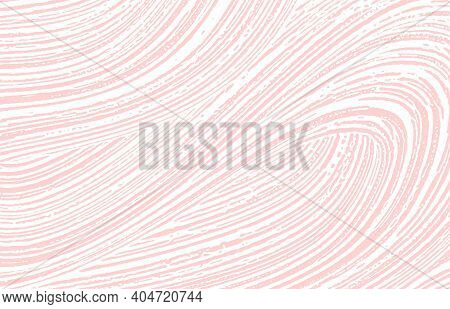 Grunge Texture. Distress Pink Rough Trace. Glamorous Background. Noise Dirty Grunge Texture. Trendin
