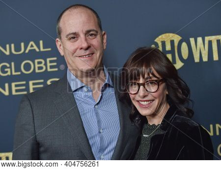 LOS ANGELES - JAN 05:  Showtime CEO and Chairman David Nevins arrives for Showtime Golden Globe Nominee Celebration Premiere on January 05, 2019 in West Hollywood, CA