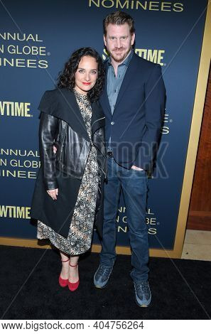 LOS ANGELES - JAN 05:  Actor Dash Mihok arrives for Showtime Golden Globe Nominee Celebration Premiere on January 05, 2019 in West Hollywood, CA