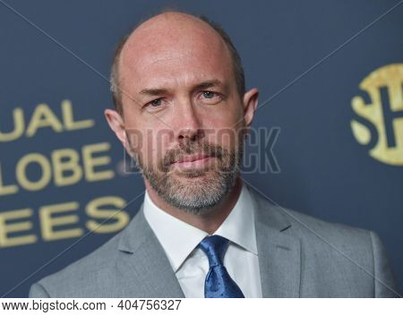 LOS ANGELES - JAN 05:  Actor Eric Lange arrives for Showtime Golden Globe Nominee Celebration Premiere on January 05, 2019 in West Hollywood, CA
