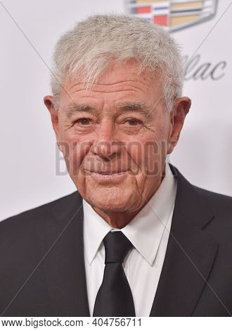 LOS ANGELES - JAN 19:  Producer Richard Donner arrives for the 30th Annual Producers Guild Awards on January 19, 2019 in Beverly Hills, CA