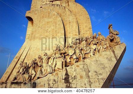 Monumento Aos Descubridores (lisboa)