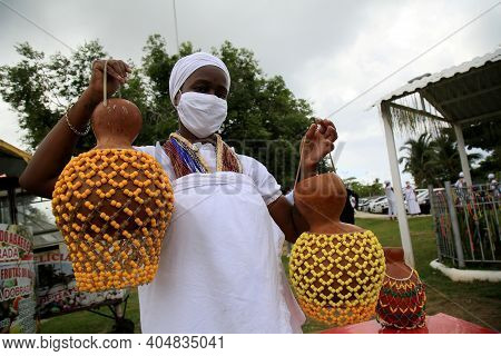 Musical Instrument Made Of Gourd