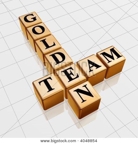 Golden Team Crossword