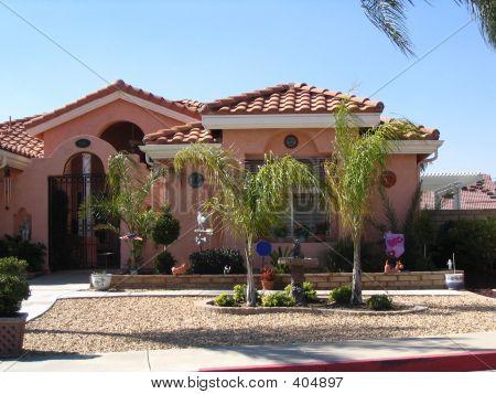 Desert Tract Home