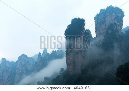 Steep Mountain