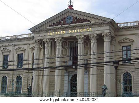 El Salvador - San Salvador's National Palace
