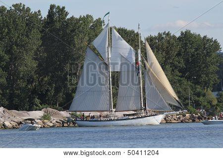Appledore Iv - Tall Ship