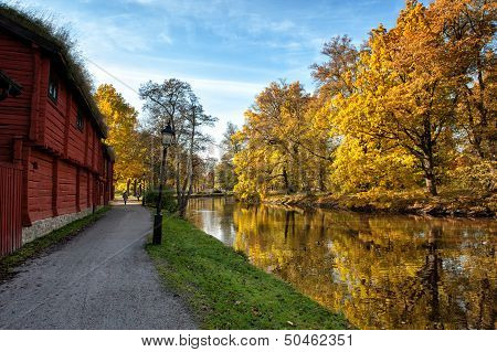 Autumn in Sweden