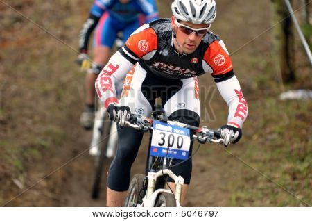 Mountain Bike Racer. Elite Men