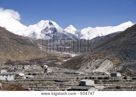Dingboche And Island Peak - Nepal