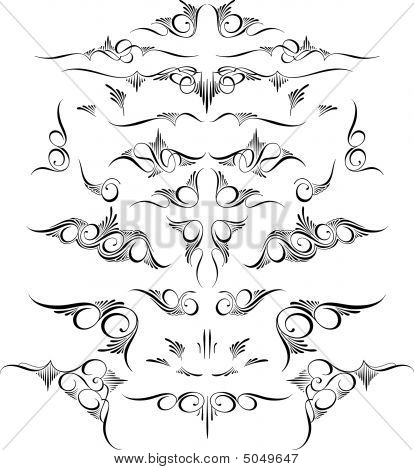 Pinstriping Images Illustrations Vectors Free Bigstock