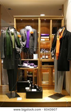 Respectable boutique for Men