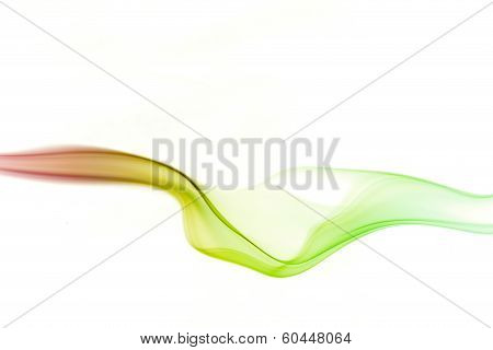 Green tone abstract background