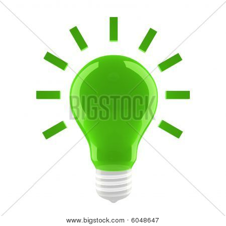 Bright idea icon