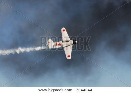 Japanese Zero Airplane