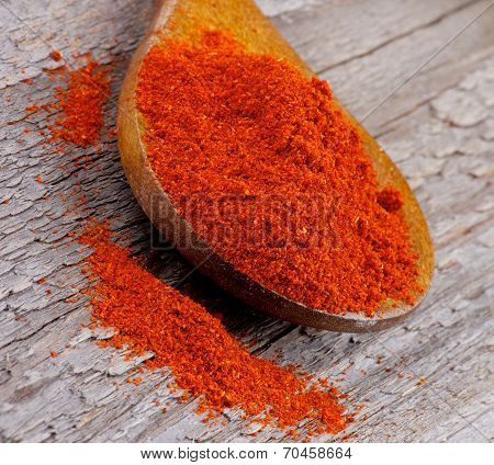 Crushed Paprika