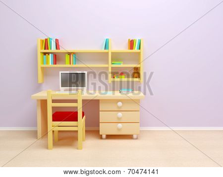 school child room