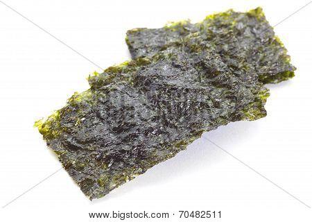 dried seaweed