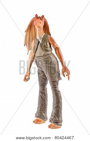 Jar Jar Binks action figure