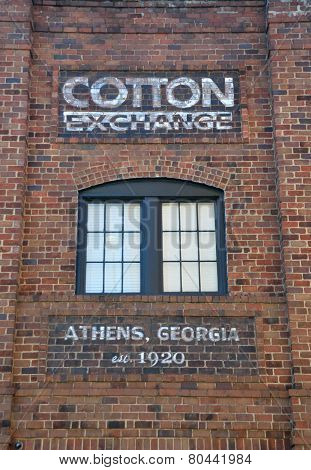 Historic Cotton Exchange Building