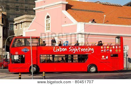 Lisbon sightseeing tour