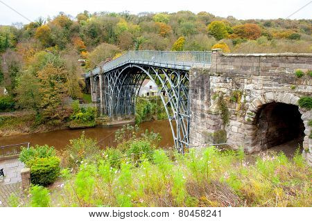 Iron Bridge- Middle England