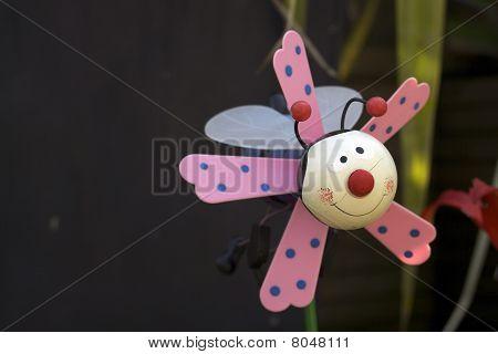 Plastic Bee