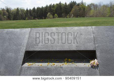 Momentos Left At Flight 93 Crash Site