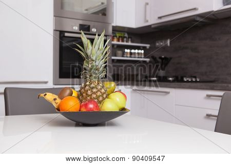 Fruit In A Kitchen