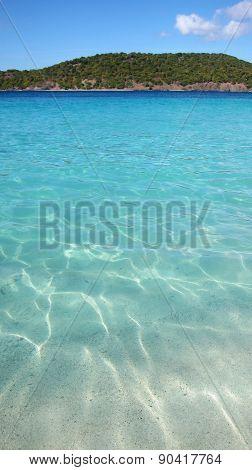 Coki Beach in St. Thomas