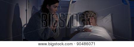 Terminally Ill Mum