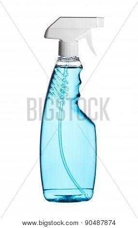 Window Cleaning Spray Bottle