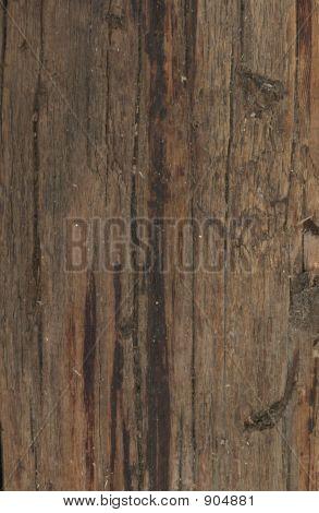 Aged Cedar Wood Sign
