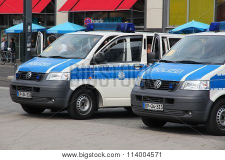Bundespolizei In Germany
