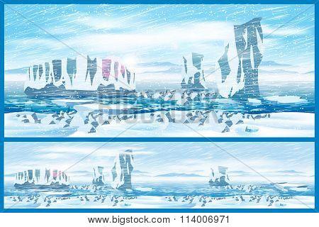 Arctic Blizzard