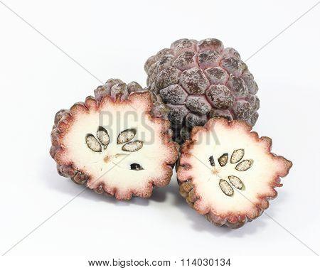 Purple Sugar Apple Custard Apple