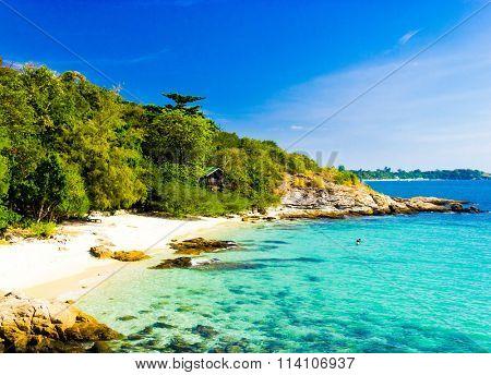 Oblivion Waters Lagoon Seascape