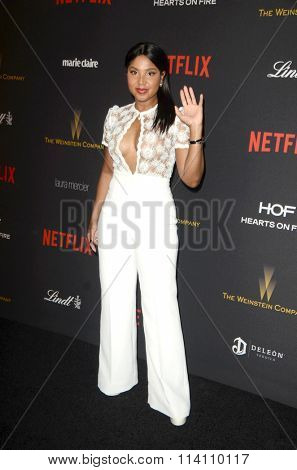 LOS ANGELES - JAN 10:  Toni Braxton at the Weinstein Company & Netflix 2016 Golden Globe After Party at the Beverly Hilton on January 10, 2016 in Beverly Hills, CA