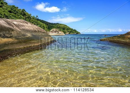 Primitive beach